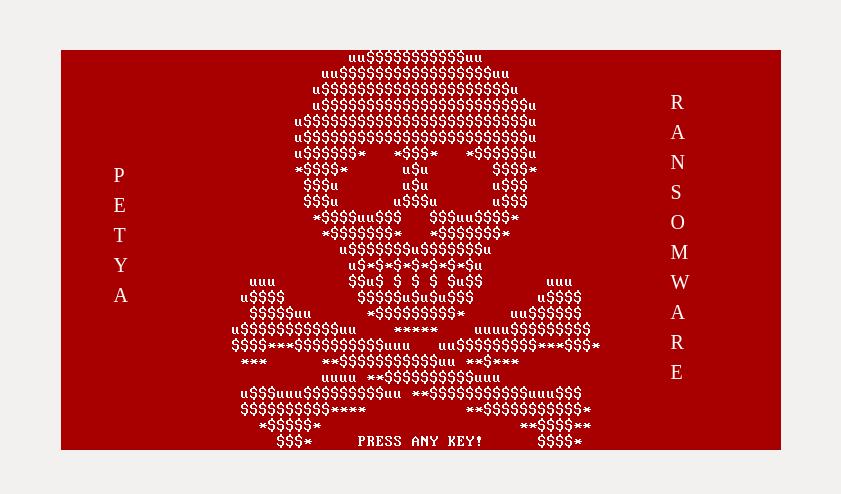 Ransomware Petya strikes : You're only safe if you patch ASAP