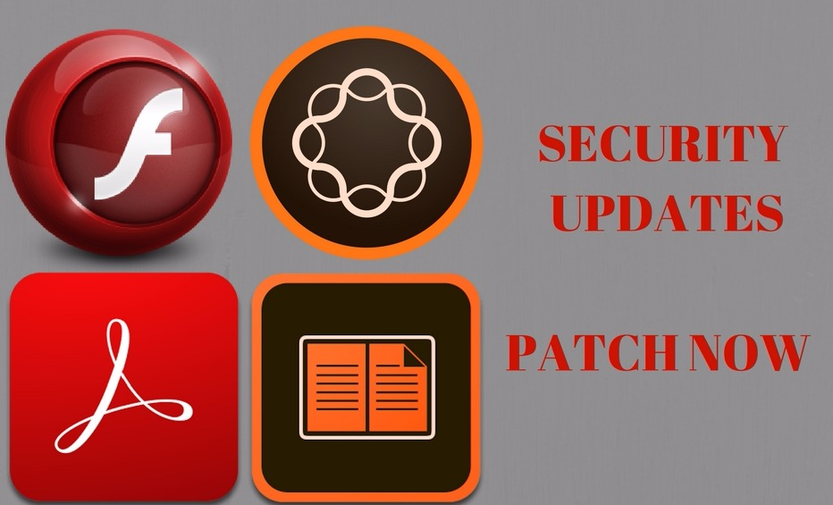 Adobe Security Updates for August 2017