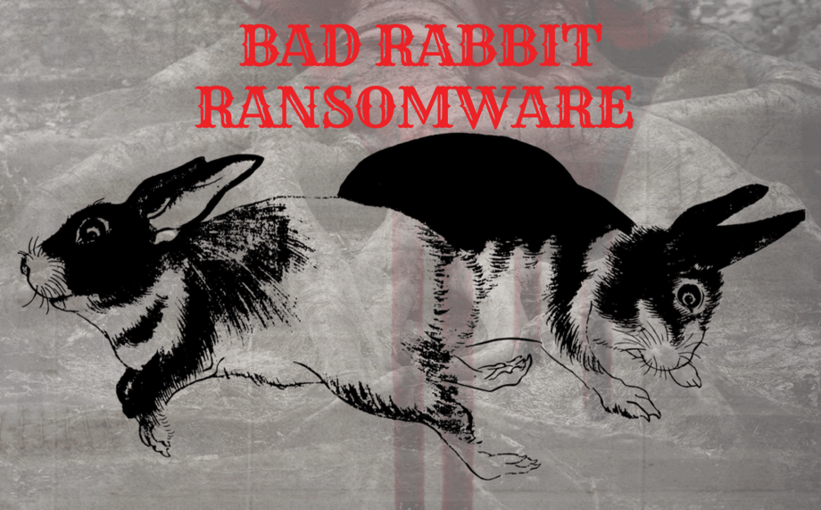 Ransomware Hit!!! This time its BAD RABBIT