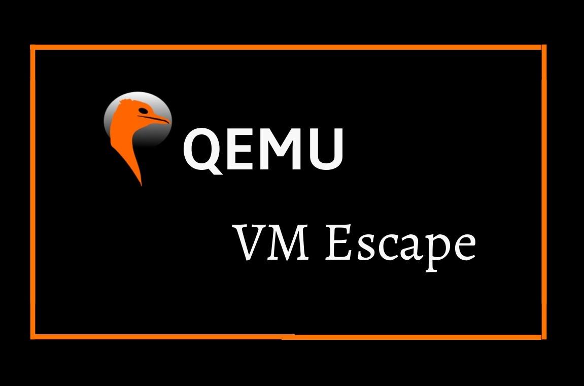 QEMU finds passageways to reach the host