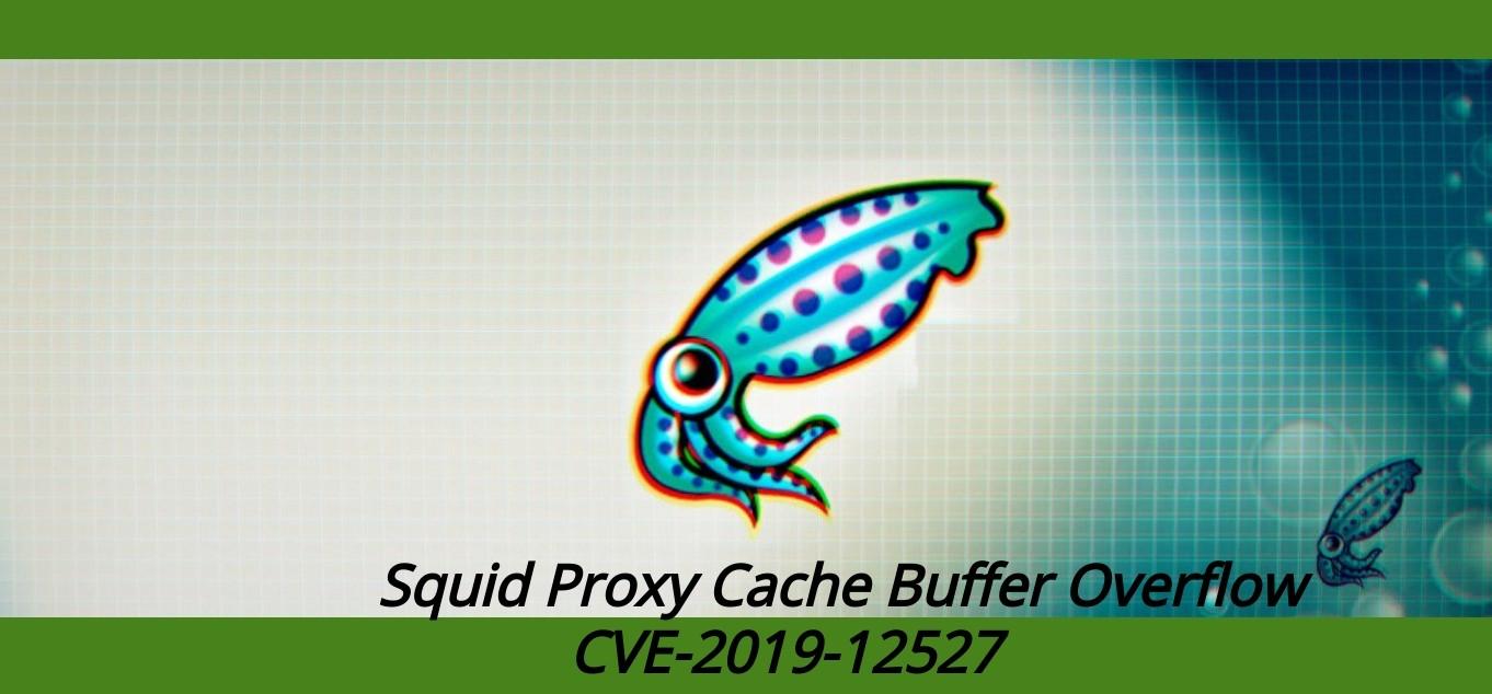 ALERT: Squid Web Proxy Cache Server Remote Code Execution Vulnerability (CVE-2019-12527)