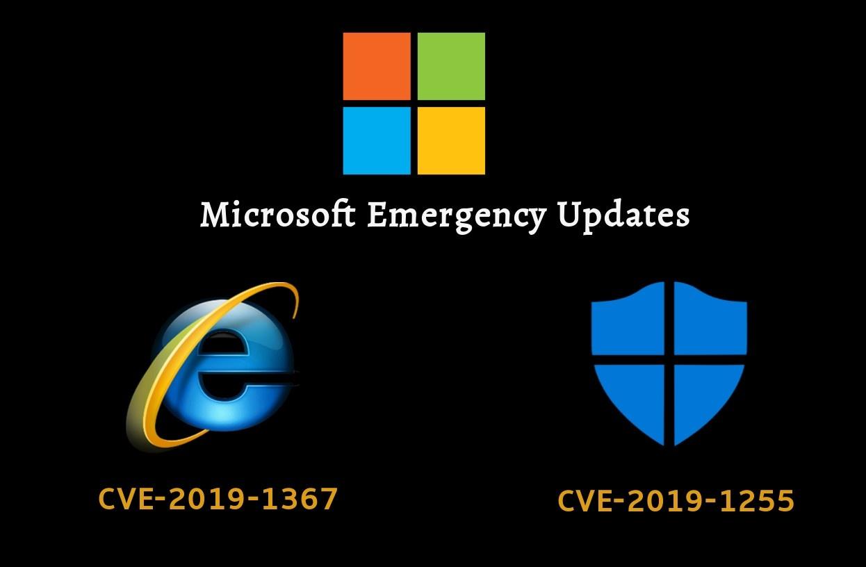 Emergency updates for Windows Defender and Internet Explorer Zero-Day