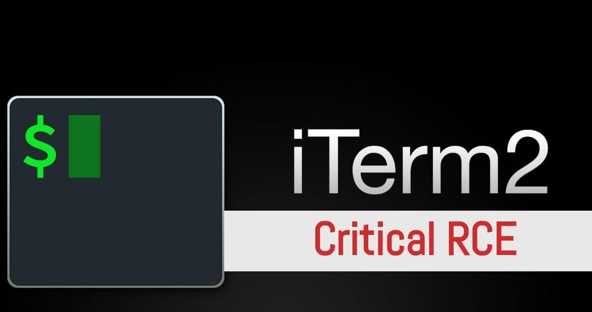 ALERT: iTerm2 Critical Remote Code Execution Vulnerability (CVE-2019-9535)