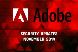 Adobe Security Updates November 2019