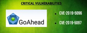 EmbedThis GoAhead Web Server Critical Vulnerabilities