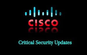 Critical Updates released for Cisco FMC