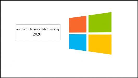 Microsoft Security Bulletin Summary for January 2020