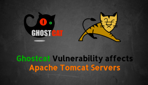 Apache Tomcat servers vulnerable to Ghostcat flaw