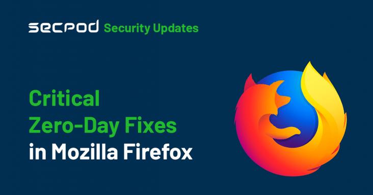 Mozilla fixes actively exploited zero-days in Firefox