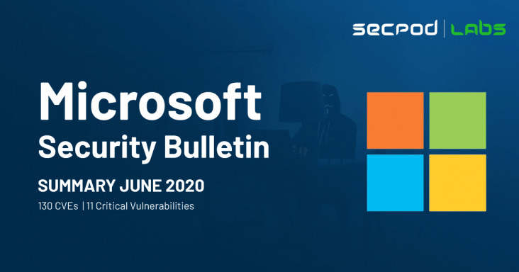 Microsoft Security Bulletin Summary for June 2020