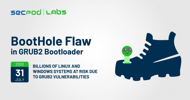 BootHole Flaw in GRUB2 Bootloader