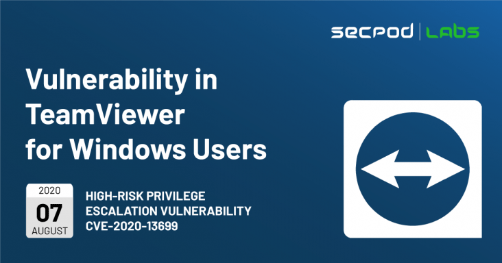 Vulnerability in Teamviewer for Windows Users